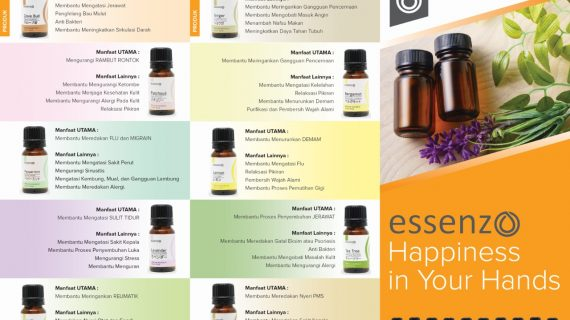 Essenzo essential oil,honey,and suplement