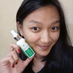 Review white spray 43 foto
